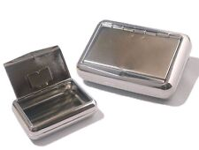 Tobacco Tin with Paper Holder
