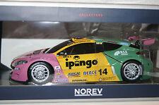 Renault megane trophy 2012 tean Oregon winner 2012 1:18 NOREV NOUVEAU & OVP 185113