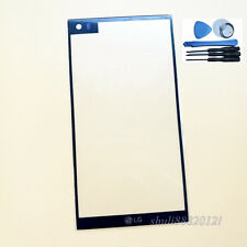 For LG V20 VS995 US996 LS997 H918 H910 Front touch panle Screen Glass Lens black