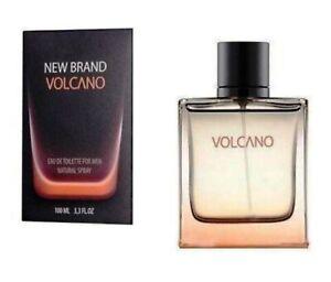 VULCANO  Eau de Toilette for Men von New Brand