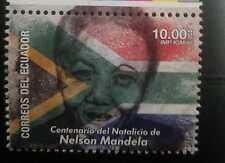 O) 2018 ECUADOR, NELSON MANDELA - PRESIDENT SOUTH AFRICA 1994, MNH