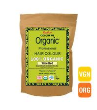 RADICO SALON Colour Me Organic Hair 500g - WINE RED (Made from Henna & Herbs)