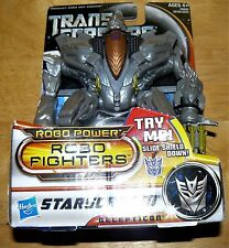 TRANSFORMERS DARK OF THE MOON ROBO FIGHTERS STARSCREAM