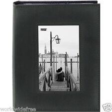 Sale 3-Pioneer Sewn Photo Album Frame  Black - 200 4x6 photos -FRM-246 FRM246