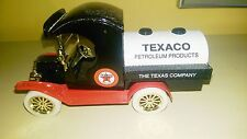 """1912 Ford """"Texaco Oil Tanker Truck"""" Bank, Gearbox Limited Ed., in Original Box"""