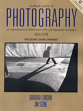 USED (LN) A Short Course in Photography: An Introduction to Black and White Phot