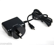 2A AC Adapter Home Wall Charger BLACK for LG V10 G4 AKA G3 G PRO 2 Flex Lite G2