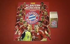 Panini Bayern München 2012 2013 - komplett alle Sticker + Album Leeralbum 12 13