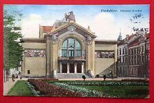 AK PARDUBICE Pardubitz 1930 Theater     ( 6219