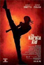 KARATE KID 2010 MOVIE POSTER ~ KICK ORIGINAL 27x40 jackie Chan Jaden Smith