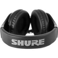 SHURE SRH 240A cuffie headphones professionali per Dj NUOVO garanzia ITALIANA