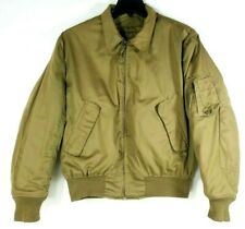 Flyers Cold Weather Military Coat High Temp Resistant Bomber Jacket Mens LG