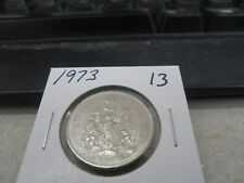 1973 - Uncirculated - Canada Half Dollar - Canadian 50 cent