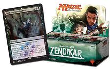Magic Kampf um Zendikar Karten MTG Mythic Rare Mint deutsch Standard & FOIL