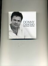 DONNY OSMOND - FROM DONNY... WITH LOVE - NEW CD!!