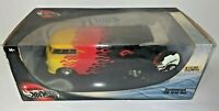 Vintage Mattel 100% Hot Wheels Customized Volkswagon Volkswagen Drag Bus