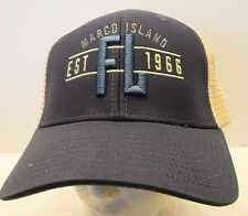 Marco Island  Florida Hat Cap Trucker USA Embroidery Unisex New