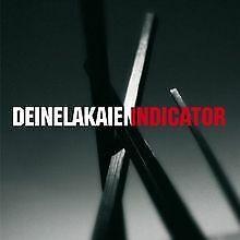 Indicator von Deine Lakaien | CD | Zustand gut