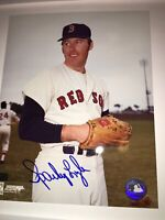 Boston Red Sox Sparky Lyle Signed 8x10 Photo With Coa