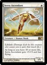 SERRA ASCENDANT M11 Magic 2011 MTG White Creature — Human Monk RARE
