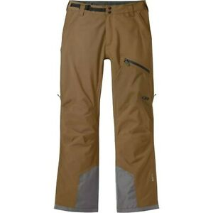 Outdoor Reseach Men's Blackpowder II Pant - Size Small - Color Coyote