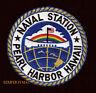 PEARL HARBOR NS PATCH US NAVAL STATION NAVY MARINES PIN UP WW 2 USS ARIZONA GIFT