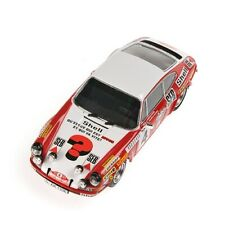 1:43 Porsche 911 Larrousse Monte Carlo 1972 1/43 • Minichamps 400726804