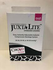 CircAid Juxta Lite Standard Legging (Medium Legging w/ Compression Anklet) Long