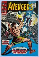 Avengers #39 - Iron Man Thor Captain America Marvel Comics