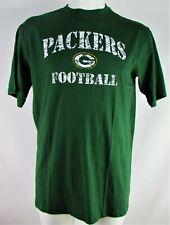 Green Bay Packers NFL Men's Big & Tall Green Short Sleeve T-Shirt
