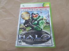 """Halo Combat Evovled Orginial Xbox """"Complete"""""""