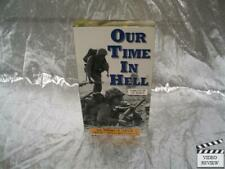 Our Time in Hell VHS Narrated By Lee Marvin