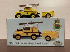matchbox models of yesteryear YFE 02 /B Land Rover 1948