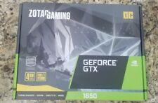 ZOTAC GAMING GeForce GTX 1650 OC 4GB GDDR6 Gaming Graphics Card