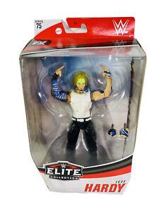 WWE Elite Custom Jeff Hardy Ruthless Aggression Era Hardy Boyz Wrestling Figure