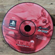 Bloody Roar 2: Bringer of the New Age (PS1) Retro Gaming *DISC ONLY* Free Post