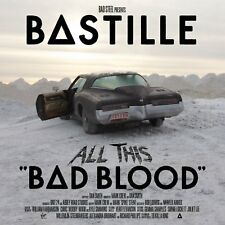 BASTILLE All this bad blood DELUXE CD New