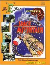 THE E TICKET #30 - magazine Walt Disney fanzine - Space Mountain, Marty Sklar