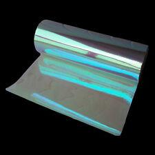 Chameleon Changing Tint Wrap Sticker Headlight Film Car Light Lamp Transparent