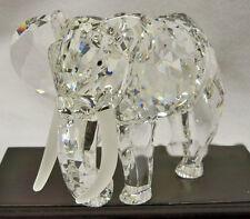 Swarovski ** SCS ** 1993 ELEPHANT * Signed by Designer at Event *ITEM # 547