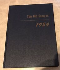 1954 Yale University Yearbook The Old Campus Class Roster & Photos