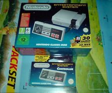 Nes Mini Classic Nintendo Konsole Zustand Neu mit Zusatz Controller