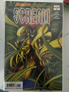 Absolute Carnage Scream 1 - 3 A Covers Set NM