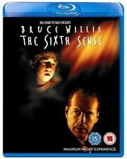 The Sixth Sense (1999) Bruce Willis Blu-Ray Brand New Free Ship