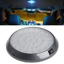 1pc 12V 46LED Round Car Auto Interior Indoor Roof Ceiling Dome Light Lamp White