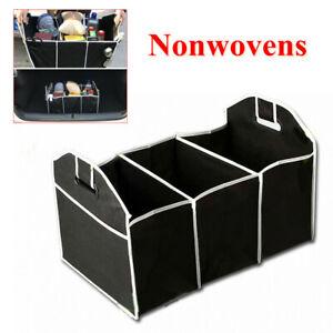 Car Foldable Trunk Cargo Organizer Box Nonwovens Multi-purpose Storage Parts Box