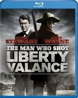The Man Who Shot Liberty Valance [New Blu-ray] Ac-3/Dolby Digital, Mono Sound,