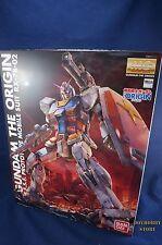 BANDAI MG 1:100 The Origin RX-78-02 Gundam Model Kit 201314