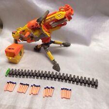 NERF N strike Elite - VULCAN mini Machine gun - Blaster gun dart war
