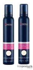 Indola Colour Mousse 200ml - Pearl Beige x2